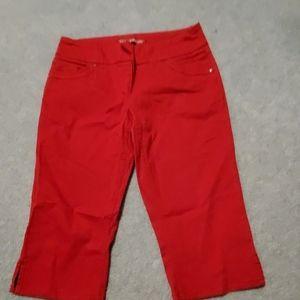 Pants - Capri pants petite size